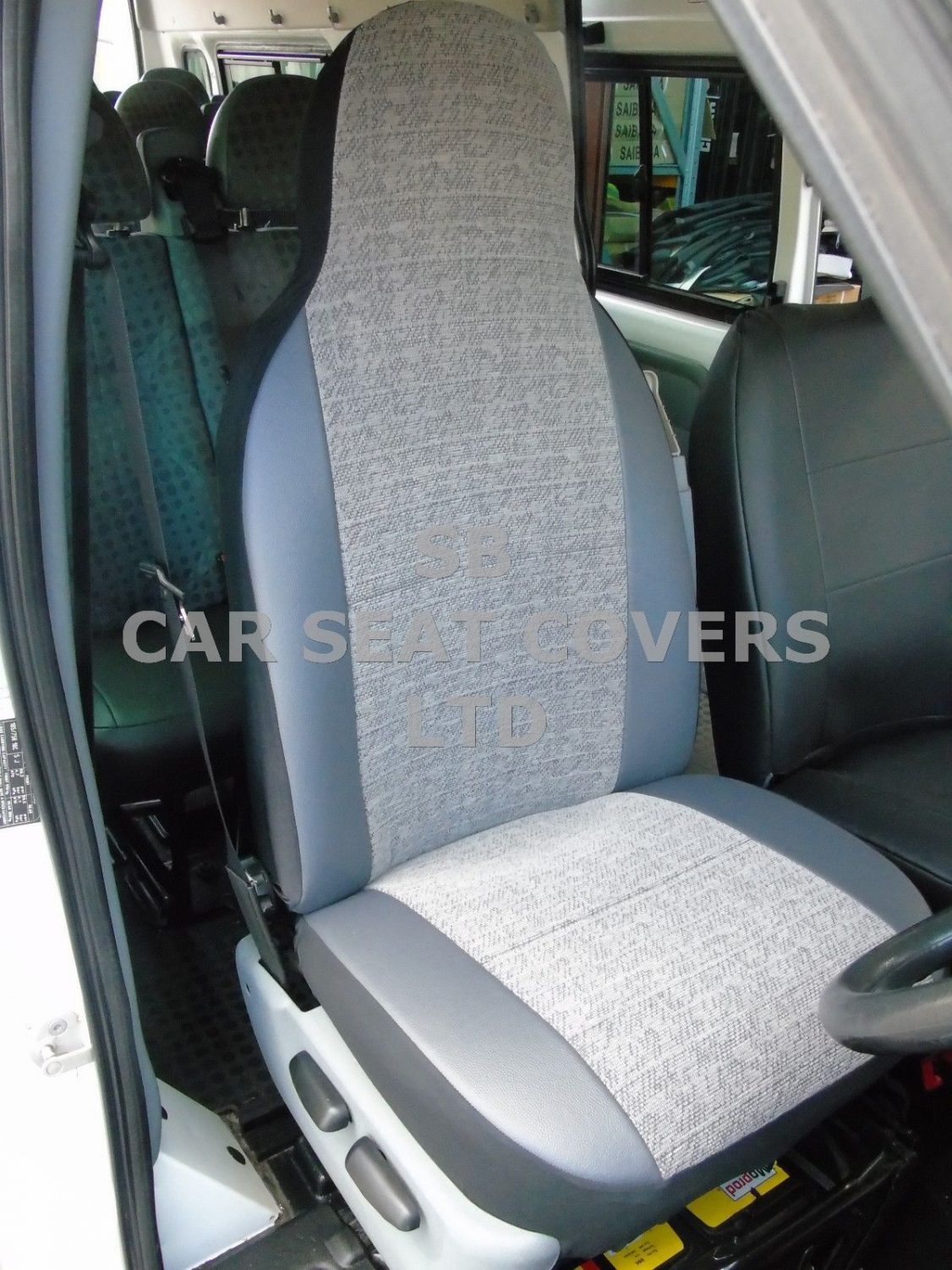 Motorhome Seat Covers Fiat Ducato Motor Home Seat Covers